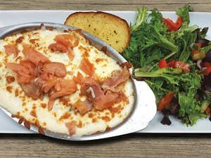 lasagne-saumon